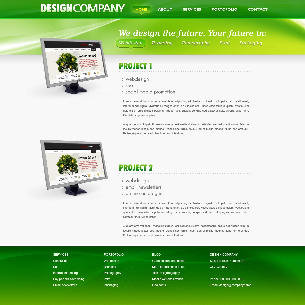 Design template1 copy